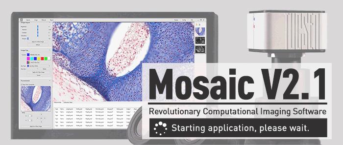 Tucsen Mosaic 2.1